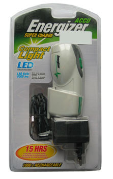 ENERGIZER SUPER CHARGE COMPACT LIGHT