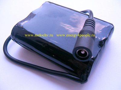 Energy Technology 3-ICR18650F-PCM
