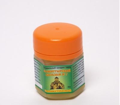 Монастырский бальзам №7 (противогрибковый) ГОСТ 31460-2012