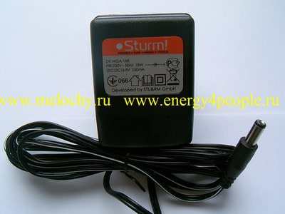 Sturm DK-MGA-168/CD3016C-A