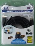Шнур аудио-видео HDMI-HDMI 5 метров