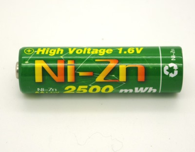 BPI AA2500mWh Ni-Zn