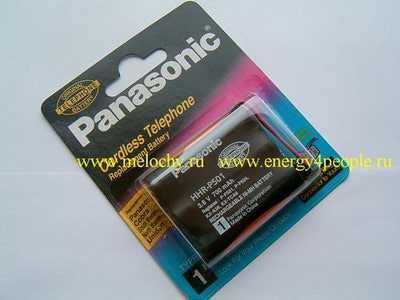 Panasonic HHR-P501PE