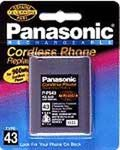 Panasonic P-P543 Type43/ KX-A43